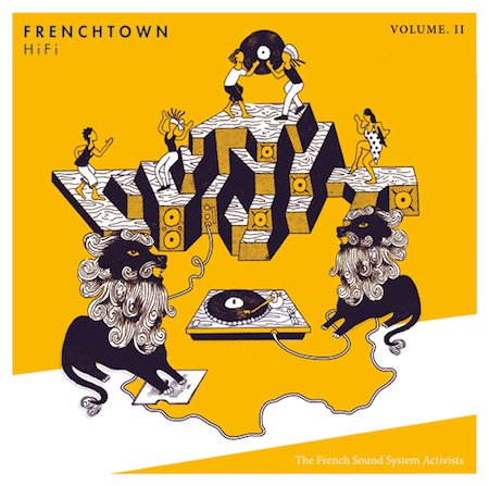 Various Frenchtown Hi Fi Volume 2 (2CD)