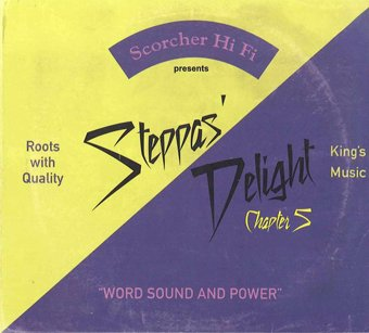 STEPPAS DELIGHT #5 Selected by COJIE from Scorcher Hi Fi [Mix-CD]