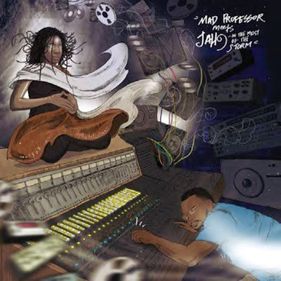 Mad Professor Meets Jah 9 / In The Mi...