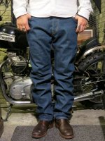 BAD QUENTIN - DENIM PANTS 70s(INDIGO)