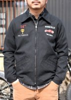 STORM BECKER - RATROD RACE JACKET(BLACK)