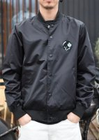 OBEY - ROLLER JACKET (BLACK)