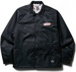 <img class='new_mark_img1' src='//img.shop-pro.jp/img/new/icons50.gif' style='border:none;display:inline;margin:0px;padding:0px;width:auto;' />CLUCT - LINED COACH JACKET (BLACK)