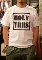 <img class='new_mark_img1' src='//img.shop-pro.jp/img/new/icons1.gif' style='border:none;display:inline;margin:0px;padding:0px;width:auto;' />HOLY TERRORS - LFS SHIP TEE (WHITE)