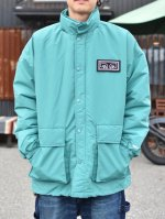 <img class='new_mark_img1' src='//img.shop-pro.jp/img/new/icons1.gif' style='border:none;display:inline;margin:0px;padding:0px;width:auto;' />OBEY - DERBY BOX PARKA (DUSTY TEAL)