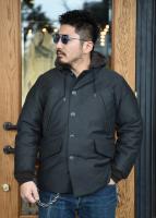 TROPHY CLOTHING - B-9 TR.MFG (BLACK)