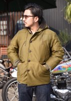 TROPHY CLOTHING - B-9 TR.MFG (KHAKI)