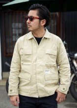 OLD STANDARDS - BDU JACKET(BEIGE)