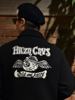 HWZN x CANVAS - CLUB JACKET / 9th Anniversary limited
