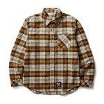 <img class='new_mark_img1' src='https://img.shop-pro.jp/img/new/icons1.gif' style='border:none;display:inline;margin:0px;padding:0px;width:auto;' />SOFTMACHINE / FUZZY SHIRTS (FLANNEL SHIRTS)