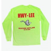 HWY / Hotline Long Sleeve(HIVIZ)