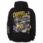 <img class='new_mark_img1' src='https://img.shop-pro.jp/img/new/icons1.gif' style='border:none;display:inline;margin:0px;padding:0px;width:auto;' />EVILACT x CANVAS -Pullover Hoodie(BLACK) 10th Limited