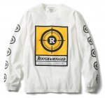 ROUGH AND RUGGED / DESIGN LS-TARGET (WHITE)