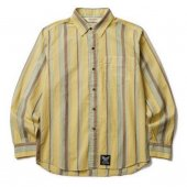 SOFTMACHINE / MARFA SHIRTS L/S (YELLOW)