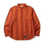 SOFTMACHINE / MARFA SHIRTS L/S (ORANGE)