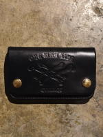 <img class='new_mark_img1' src='https://img.shop-pro.jp/img/new/icons55.gif' style='border:none;display:inline;margin:0px;padding:0px;width:auto;' />EVILACT / TRUCKER WALLET (SHORT / BLACK)