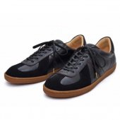BROTHER BRIDGE / BERLIN (BLACK/BLACK SUEDE)