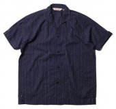 TROPHY CLOTHING - HAVANA S/S SHIRT (NAVY)