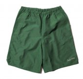 TROPHY CLOTHING - GYM SHORTS (GREEN)