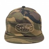 THE H.W. DOG & CO. - TRUCKER CAP (CAMO)