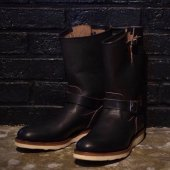 <img class='new_mark_img1' src='https://img.shop-pro.jp/img/new/icons50.gif' style='border:none;display:inline;margin:0px;padding:0px;width:auto;' />EVILACT - MOTORCYCLE BOOTS (CREPE SOLE)