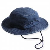 <img class='new_mark_img1' src='https://img.shop-pro.jp/img/new/icons55.gif' style='border:none;display:inline;margin:0px;padding:0px;width:auto;' />WEST RIDE / BOONIE HAT (USED BLACK)