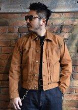 TROPHY CLOTHING - 2805 BROWNIE DUCK JACKET (BROWN)
