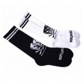 HWZN.MFG.CO.(HWZN BROSS) - X-BONE SKULL HI - SOX