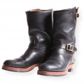 WEST RIDE / BIG CHIEF BOOTS BLK