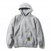 ROUGH AND RUGGED / MIL HOODED (GRAY)