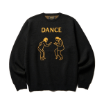 <img class='new_mark_img1' src='https://img.shop-pro.jp/img/new/icons1.gif' style='border:none;display:inline;margin:0px;padding:0px;width:auto;' />SOFTMACHINE / JRS SWEATER (BLACK)