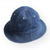 <img class='new_mark_img1' src='https://img.shop-pro.jp/img/new/icons50.gif' style='border:none;display:inline;margin:0px;padding:0px;width:auto;' />WEST RIDE / ARMY HAT (WASHED BLUE)