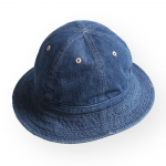 <img class='new_mark_img1' src='https://img.shop-pro.jp/img/new/icons1.gif' style='border:none;display:inline;margin:0px;padding:0px;width:auto;' />WEST RIDE / ARMY HAT (WASHED BLUE)