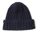 <img class='new_mark_img1' src='https://img.shop-pro.jp/img/new/icons1.gif' style='border:none;display:inline;margin:0px;padding:0px;width:auto;' />TROPHY CLOTHING - LOW GAUGE KNIT CAP (NAVY)