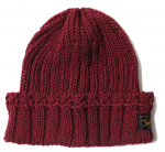 <img class='new_mark_img1' src='https://img.shop-pro.jp/img/new/icons1.gif' style='border:none;display:inline;margin:0px;padding:0px;width:auto;' />TROPHY CLOTHING - LOW GAUGE KNIT CAP (BURGUNDY)