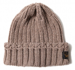 <img class='new_mark_img1' src='https://img.shop-pro.jp/img/new/icons1.gif' style='border:none;display:inline;margin:0px;padding:0px;width:auto;' />TROPHY CLOTHING - LOW GAUGE KNIT CAP (MOCHA)