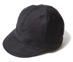 <img class='new_mark_img1' src='https://img.shop-pro.jp/img/new/icons1.gif' style='border:none;display:inline;margin:0px;padding:0px;width:auto;' />TROPHY CLOTHING - DECK PRISONER CAP (BLACK)