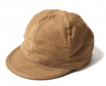 <img class='new_mark_img1' src='https://img.shop-pro.jp/img/new/icons1.gif' style='border:none;display:inline;margin:0px;padding:0px;width:auto;' />TROPHY CLOTHING - DECK PRISONER CAP (KHAKI)