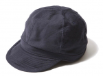 <img class='new_mark_img1' src='https://img.shop-pro.jp/img/new/icons1.gif' style='border:none;display:inline;margin:0px;padding:0px;width:auto;' />TROPHY CLOTHING - DECK PRISONER CAP (NAVY)