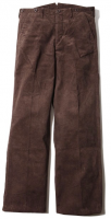 TROPHY CLOTHING - CORD VITO TROUSERS (BROWN)
