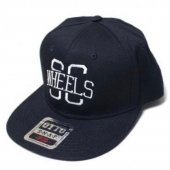 <img class='new_mark_img1' src='https://img.shop-pro.jp/img/new/icons50.gif' style='border:none;display:inline;margin:0px;padding:0px;width:auto;' />Ruthless / S.C.W Cotton Cap (BLACK)