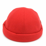 THE H.W. DOG & CO. - ROLLCAP MELTON (RED)
