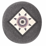 THE H.W. DOG & CO. - AMISH BERET (GRAY)