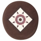 THE H.W. DOG & CO. - AMISH BERET (BROWN)