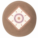 THE H.W. DOG & CO. - AMISH BERET (BEIGE)