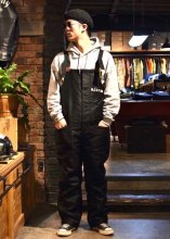 <img class='new_mark_img1' src='https://img.shop-pro.jp/img/new/icons1.gif' style='border:none;display:inline;margin:0px;padding:0px;width:auto;' />UNCROWD - WINTER DECK PANTS (BLACK)