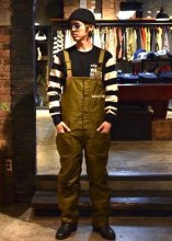 <img class='new_mark_img1' src='https://img.shop-pro.jp/img/new/icons1.gif' style='border:none;display:inline;margin:0px;padding:0px;width:auto;' />UNCROWD - WINTER DECK PANTS (OLIVE)