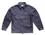 <img class='new_mark_img1' src='https://img.shop-pro.jp/img/new/icons1.gif' style='border:none;display:inline;margin:0px;padding:0px;width:auto;' />TROPHY CLOTHING - WARM UP DENIM JACKET (NAVY)