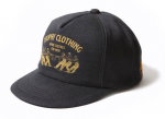 <img class='new_mark_img1' src='https://img.shop-pro.jp/img/new/icons50.gif' style='border:none;display:inline;margin:0px;padding:0px;width:auto;' />TROPHY CLOTHING - WORKERS LOGO TRACKER CAP (BLACK)