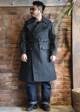 TROPHY CLOTHING - ARMY MOTORCYCLE COAT
